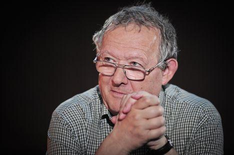 Главный редактор Gazeta Wyborcza Адам Михник