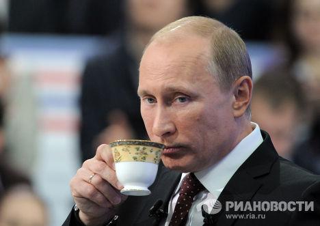Прямая линия «Разговор с Владимиром Путиным. Продолжение»