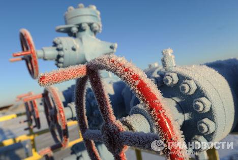 Газовые скважины в России