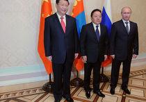 В.Путин принял участие в саммите ШОС