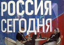 Логотип агентства «Россия сегодня»