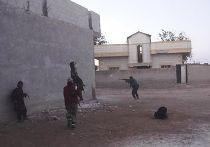 Боевики Исламского государства в Кобани