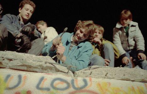 Падение Берлинской стены, 10 ноября 1989 года