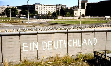 Берлинская стена, 1965 год