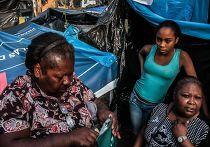 Бездомные в Сан-Паулу