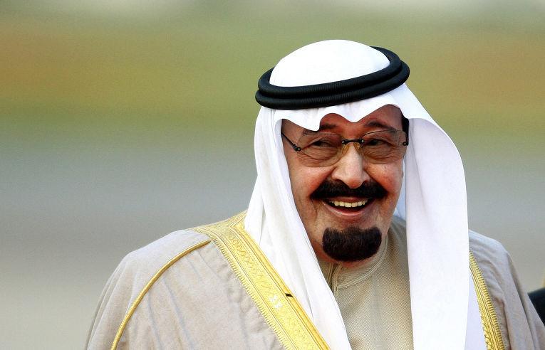 Король Саудовской Аравии Абдалла Бен Абдель Азиз Аль Сауд