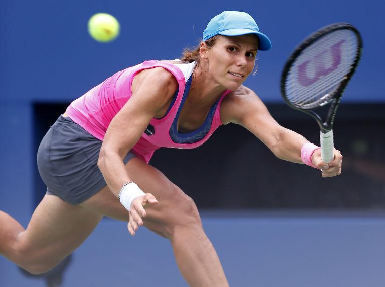 Теннисистка Варвара Лепченко
