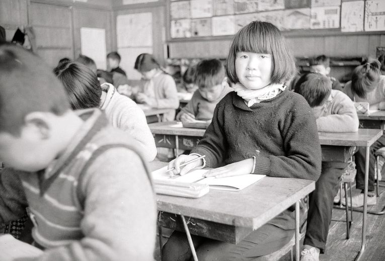 Школа в Хоккайдо