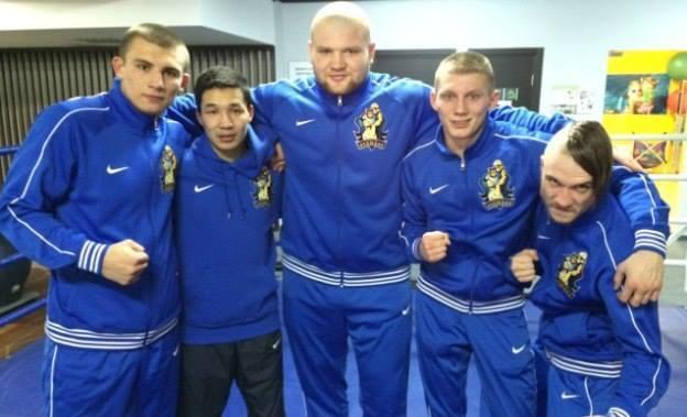 Боксерский клуб «Украинские атаманы»