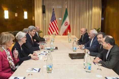 Переговоры в Швейцарии, посвященные иранской ядерной программе