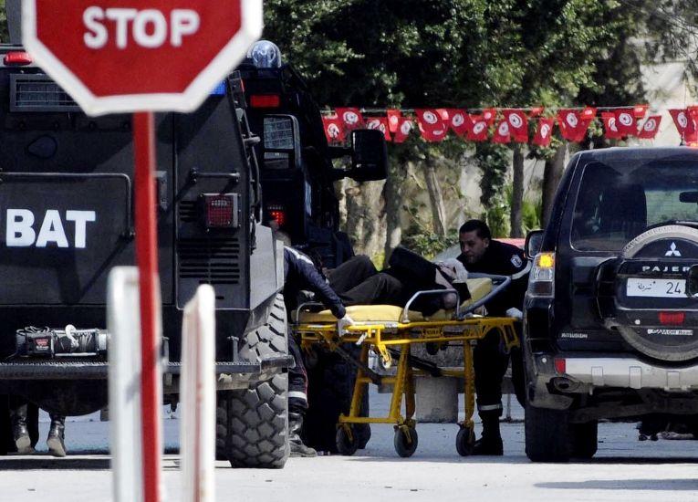 Теракт в музее Бардо в Тунисе