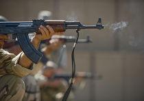 Солдат иракской армии
