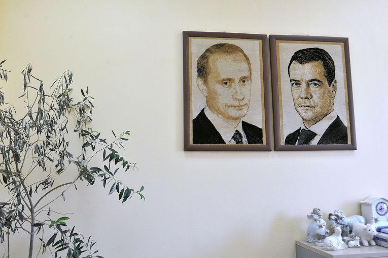 Производство ковров на фабрике в Ростове-на-Дону