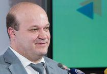 Замглава администрации президента Украины Валерий Чалый
