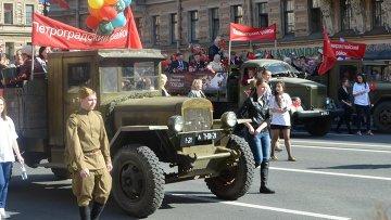 Праздник День Победы Парад в Москве