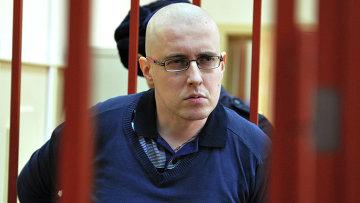 Националист Ильи Горячев в суде