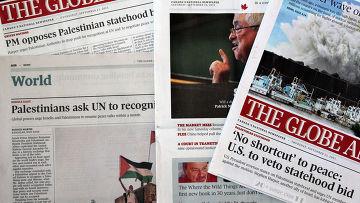Канадская газета The Globe and Mail