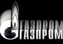 "Логотип компании ""Газпром"""