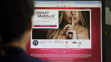 Корейская версия сайта Ashley Madison