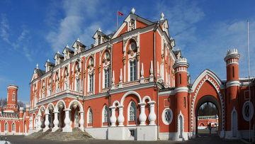 Петровской путевой дворец открылся после 10-летней реконструкции