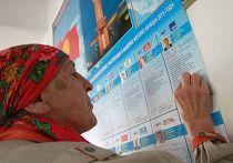 Подготовка к парламентским выборам в Киргизии