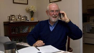 Канадский ученый Артур Макдональд, ставший лауреатом Нобелевской премии по физике 2015 года