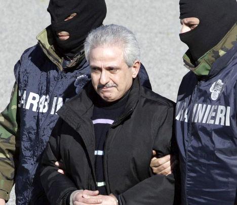 Арест Паскале Конделло, одного из боссов организации «Ндрангета»