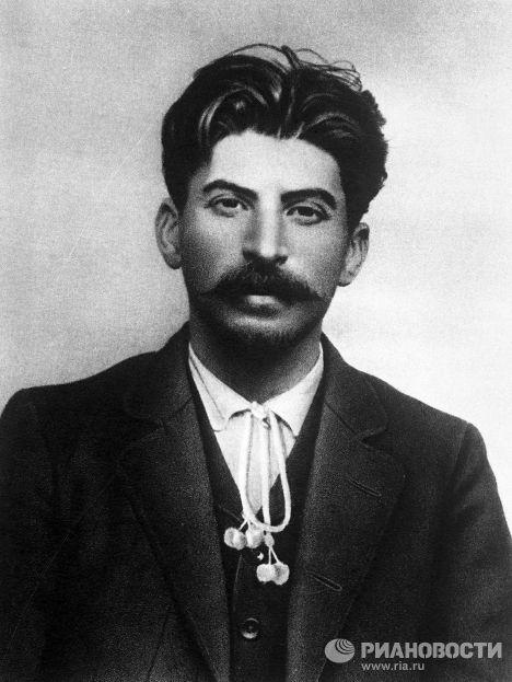 Иосиф Сталин в 1913 году