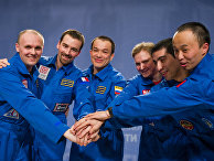 Командир экипажа международного проекта «Марс-500»