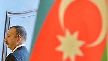 Президент Республики Азербайджан Ильхам Алиев, архивное фото