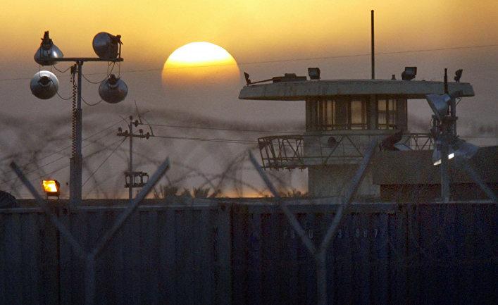Тюрьма Абу-Грейб в Багдаде
