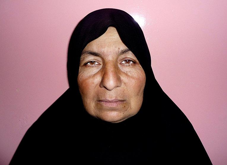 Самира Ахмед Яссим, предположительно завербовавшая около 80 террористов-смертников