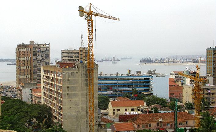 Столица Анголы - Луанда