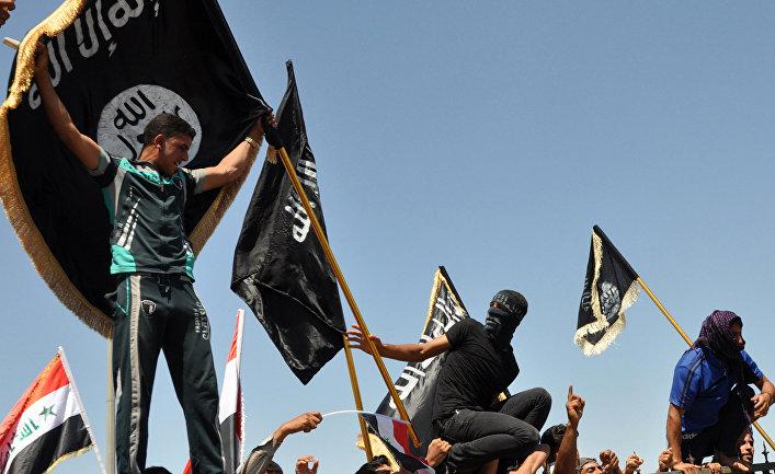 Антиправительственный митинг суннитов в Эль-Фаллудже, 2013 год