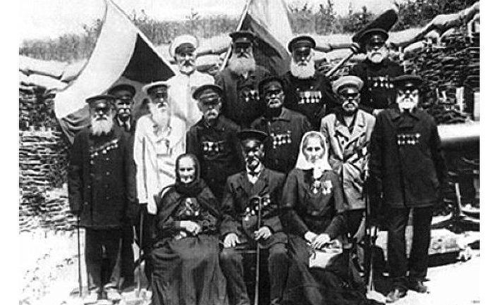 Ветераны Крымской войны 1853-1856гг
