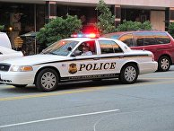 Американская полицейская машина