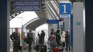 """Здание аэровокзала """"Домодедово"""""""