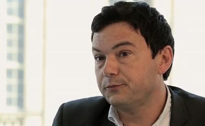 Интервью французского экономиста Томаса Пикетти Die Zeit