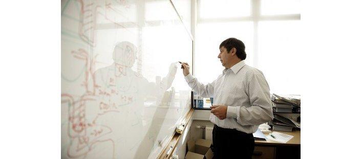 Лауреат Нобелевской премии по физике Андрей Гейм