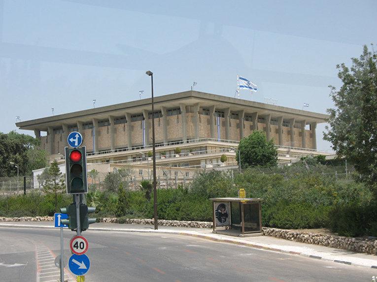 Кнессет, Израиль