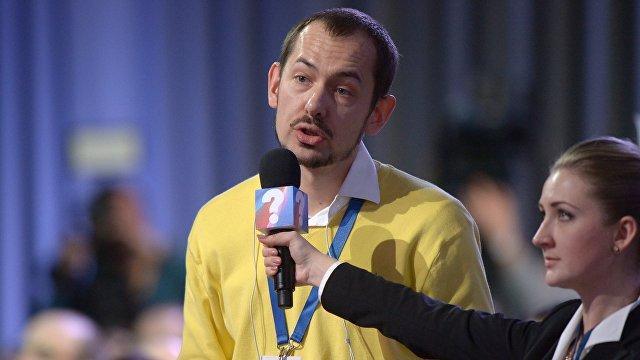 Телеграф (Украина): Арестович  гениальный спикер, это одно из лучших кадровых назначений Зеленского,  Роман Цимбалюк