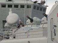 """ГРКР """"Москва"""" прибыл к побережью Латакии для противовоздушной обороны района"""