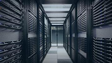 Серверная IBM