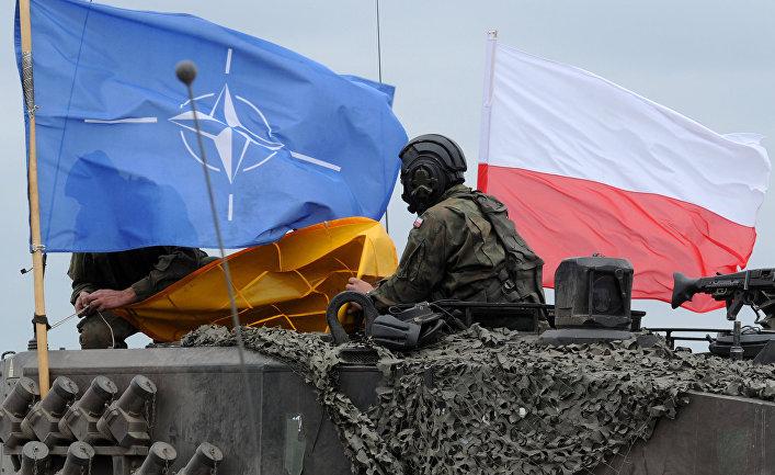 Учения НАТО Noble Jump в Польше
