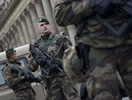 Операция Sentinelle в Париже