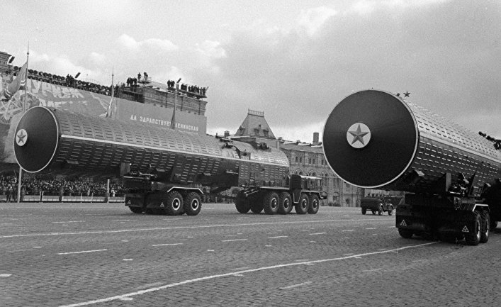 Межконтинентальные баллистические ракеты