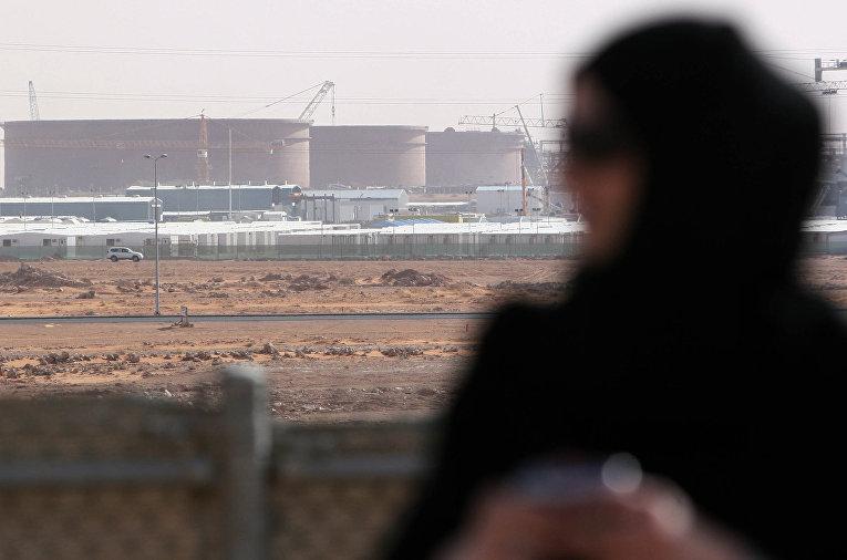 Нефтяное месторождение Хурайс в Саудовской Аравии
