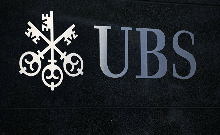 Штаб-квартира холдинга UBS в Нью-Йорке