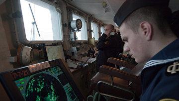 Военные учения Северного флота ВМФ России