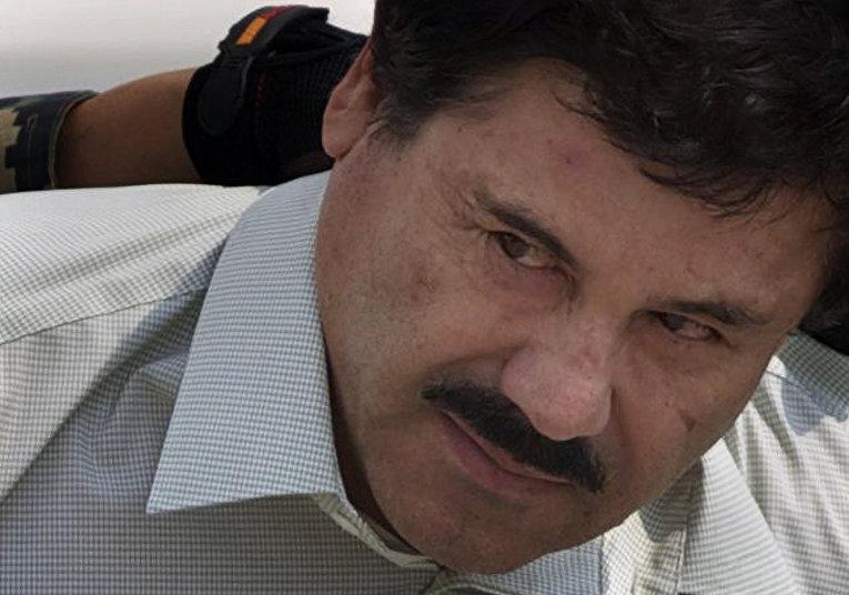 Мексиканский наркобарон Хоакин Гусман по прозвищу «Эль Чапо»